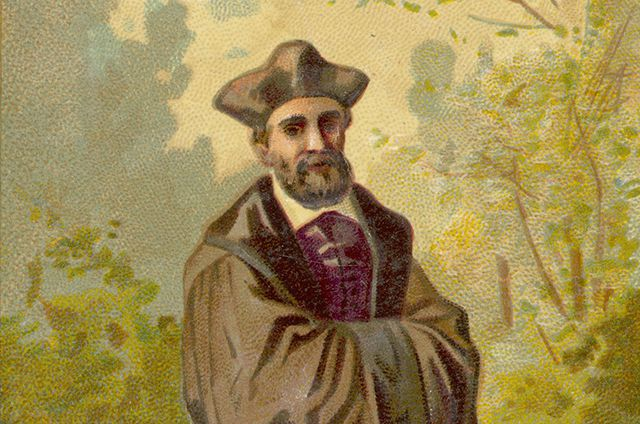 Франсуа Рабле в Лионе