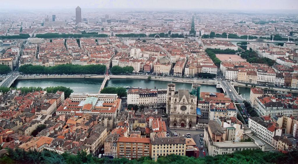 История города Лион